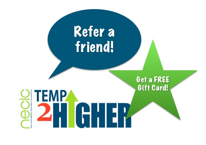 Refer a friend and get a FREE gift card!